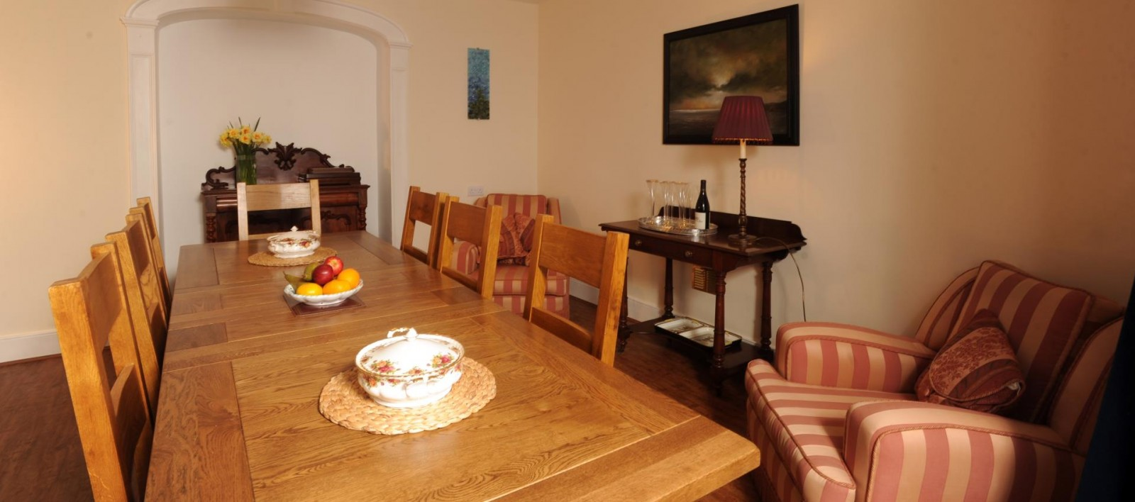 Large holiday house in Pembrokeshire